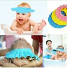 Popular Water Resist Children Wash Hair Shampoo Shield Bath Shower Cap Hats -LA