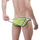 Fashion Sexy Man Male Mens See Through Underwear Briefs Shorts Tanga Bottoms New