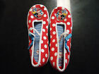 Dora the Explorer Minnie Mouse Girls Youth Canvas Casual Slip On Shoes Red Blue