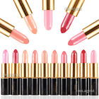 Beauty Makeup 10 Nude Color Lipstick Pencil Lasting Lip Gloss Rouge Pen Cosmetic