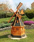 large windmill with Dormer windows Type 12.1 Selection of 4 Roof colours