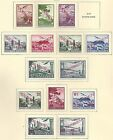 Serbia stamps 1941 MI 16-30 without 21  MLH  VF