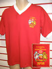 MANCHESTER UNITED FLOWERS OF MANCHESTER 1958 RETRO SHIRT
