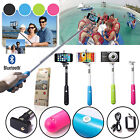 Selfie Extendable Self-portrait Monopod with Build-in Bluetooth Shutters + Mount