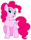 "6.5-10"" MY LITTLE PONY PINKIE PIE  STICKER WALL SAFE CHARACTER CUT OUT"