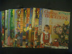 CRAFTING TRADITIONS MAGAZINES, FROM 1996 THROUGH 2004 (VARIOUS ISSUES)