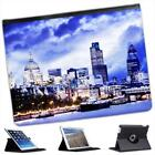 Magnificent London Skyline St Pauls Cathedral Leather Case For iPad 2, 3 & 4