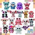 """Ty Beanie Boos 5.91"""" Stuffed Animals With Big Eyes Plush Toy Glubschis SELECTION"""