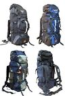 Travel Rucksack 60L / 65L Back Pack Backpack Bag Hiking Bergen 60 65 Bergan New