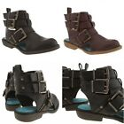 BLOWFISH Altered State Ankle Boots with Straps RRP £60