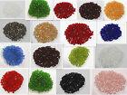 100pcs Faceted Crystal Rondelle Loose Charm Glass Beads Jewelry 14 Colors 3mm
