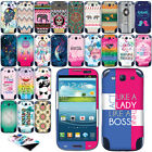 For Samsung Galaxy S3 i9300 T999 VINYL DECAL Sticker Body Phone Cover Protector