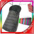 Black Pink Green Red Blue Brown... Footmuff To Fit Maclaren Techno Xt Buggy Pram