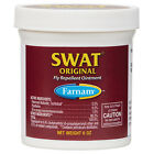 FARNAM SWAT CLEAR OR PINK 6 OZ OINTMENT HORSE KILLS FLIES REPELLENT
