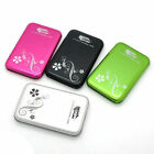 "USB 3.0 External 2.5"" SATA Hard Drive Disk HDD Metal Enclosure Case IN Pouch"
