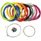 Jagwire Brake & Gear Cable Kit Front Rear Inner Outer Wire Cables Road MTB Bike
