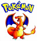 "4-7.5""  POKEMON CHARIZARD  ANIME CHARACTER  WALL SAFE  STICKER CHARACTER BORDER"