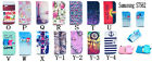 For Samsung Galaxy S Duos S7562 Anchors Clip PU Leather Case Flip Stand Wallet
