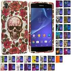 For Sony Xperia Z2 Hard Design Snap-On Matte Case Cover Accessory