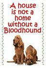 Bloodhound Keyring - novelty chunky dog keyrings - free UK pp