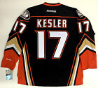 RYAN KESLER ANAHEIM DUCKS 2015 REEBOK NHL PREMIER THIRD JERSEY NEW WITH TAGS