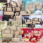 New multifunctional Mum diaper nappy bags for baby Mummy Shoulder Bag Handbag