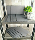 Set Of Rectangle Natural Slate Dinner Kitchen Cheeseboard Mats Table Placemats