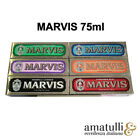 Marvis Toothpaste 75ml Selection Mint Toothpaste From Florence, Italy