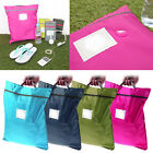 Travel Waterproof Laundry Shoes Storage Zipper Bag Case Pouch Tote Organizer 1PC