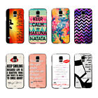 Suset Hakuna Matata Marilyn Monroe Quote Hard Case For Samsung Galaxy S5 I9600