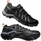 2014 Shimano Mens MT34 Mountain Bike SPD XC Clipless Cycling Shoes Black
