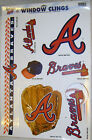 "MLB 11""x17"" Vintage Ultra Decal Sheets 5-7 Decals Each Choose Your Team"