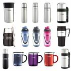 Thermos Thermocafe/Drink & Food Flasks/Travel Mug/Desk Mug/Sports Bottle