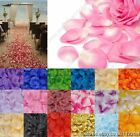 1000pcs QUALITY SILK ROSE PETALS WEDDING TABLE CONFETTI DECORATIONS - 22 colours