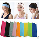 eh400m10 1 New Sports Yoga Gym Stretch Cotton Headband Armband Girls Women Kids