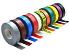 19mm x 33m JUMBO ELECTRICAL PVC INSULATION / INSULATING TAPE FLAME RETARDANT