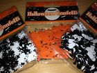 Halloween Party Confetti Spider Witch Ghost Pumpkin
