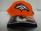 Denver Broncos Cap New Era 39Thirty Stretch Fit Fitted 2014 On-Field Hat
