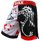 Fight Shorts Grappling Muay Thai Boxing Cage Fight  MMA Shorts Dragon Tattoo