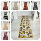 Modern Milan New Hallway Runner Rugs 60x240cm Soft Long Non Shed Kitchen Runners