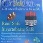 No Sick Fish Saltwater Fish Tank Aquarium Ick Treatment Reef Invert Coral Safe