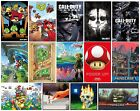 GAMING POSTERS (Official) 61x91.5cm - CoD, Minecraft, Mario, Zelda, AB+ (Maxi)