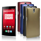 COTECHS - SLIM BODY ARMOUR HARD BACK REAR CASE SHELL FOR ONEPLUS ONE SMARTPHONE