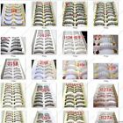 10Pairs Makeup Handmade Natural Fashion Long False Eyelashes Eye Lashes 18 style