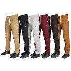 NEW MENS 883 POLICE JEANS TAPERED CHINOS PANTS TROUSERS ALL LEG AND WAIST SIZES