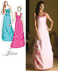 SEWING PATTERN Simplicity 3820 Misses FITTED BODICE FORMAL DRESSES EVENING GOWNS
