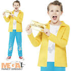 Charlie Bucket Boys Fancy Dress Chocolate Factory Roald Dahl Book Kids Costume