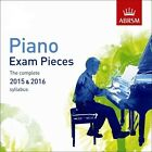 ABRSM Piano Exam Pieces: 2015-2016 CD Only - Grades 1, 2, 3, 4, 5, 6, 7, 8