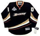 COREY PERRY ANAHEIM DUCKS 2007 STANLEY CUP REEBOK PREMIER JERSEY NEW WITH TAGS