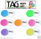 32g TAG Professional Face Paint ~ Neon Colours